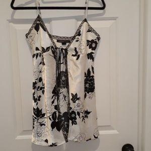 Victoria's Secret medium open front lingerie PJ's